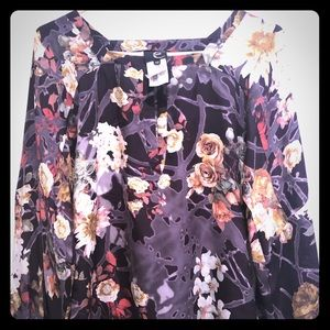 Just Cavalli floral blouse (size 40)